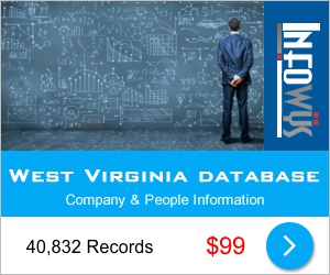 West Virginia Database: Companies & People | Other Files | Everything Else