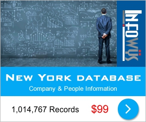 New York Database: Companies & People | Other Files | Everything Else