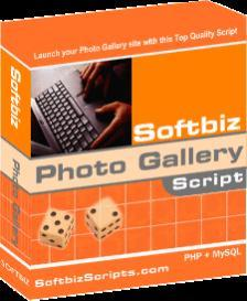 Softbiz Photo Gallery php script