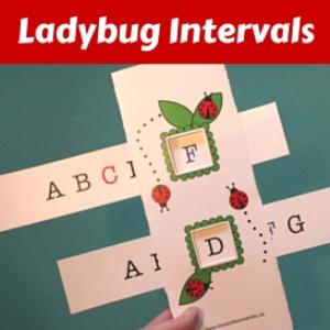 ladybug intervals