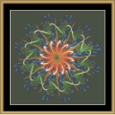 Fractal Unlimited 23 | Crafting | Cross-Stitch | Wall Hangings