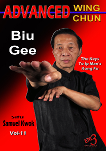Advanced Wing Chun  Vol-11 Biu Gee by Sifu Samuel Kwok | Movies and Videos | Sports