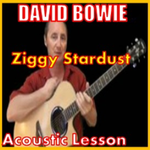 Learn to play Ziggy Stardust by David Bowie | Movies and Videos | Educational