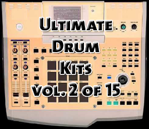 ultimate drum kits vol. 2