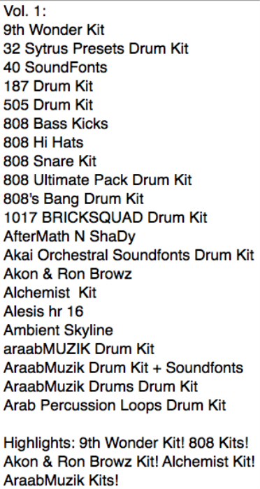 First Additional product image for - Ultimate Drum Kits vol. 1