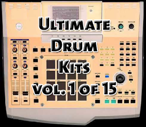 ultimate drum kits vol. 1