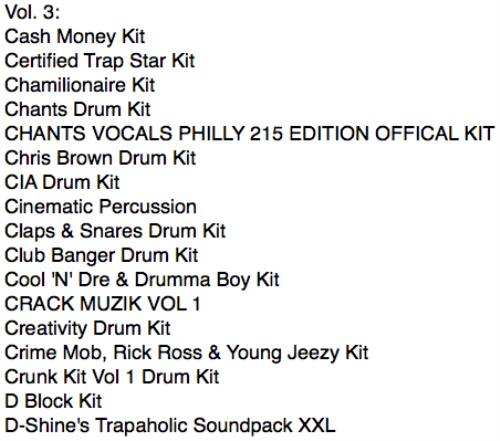First Additional product image for - Ultimate Drum Kits vol. 3