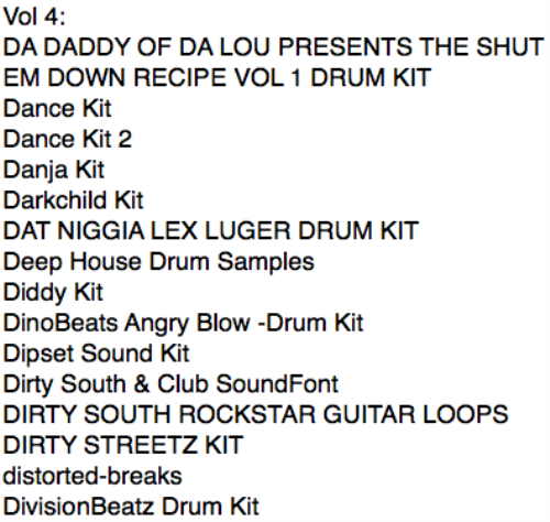 First Additional product image for - Ultimate Drum Kits vol. 4