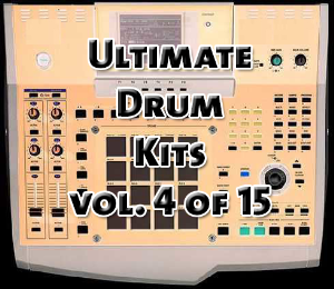 ultimate drum kits vol. 4