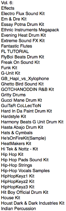 First Additional product image for - Ultimate Drum Kits vol. 6