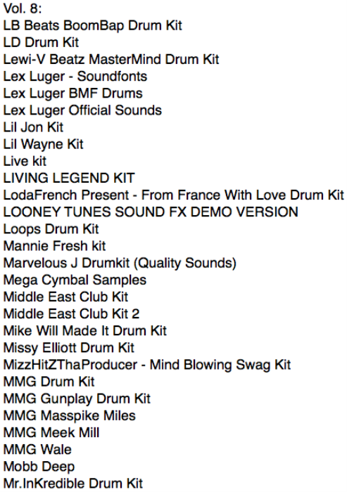 First Additional product image for - Ultimate Drum Kits vol. 8