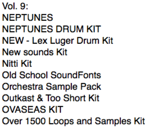 First Additional product image for - Ultimate Drum Kits vol. 9