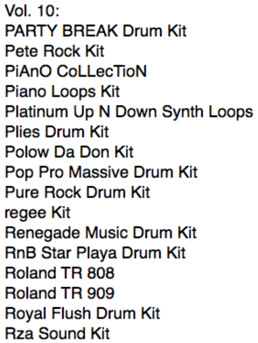 First Additional product image for - Ultimate Drum Kits vol. 10
