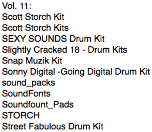 First Additional product image for - Ultimate Drum Kits vol. 11
