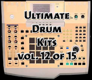 Ultimate Drum Kits vol. 12 | Music | Soundbanks