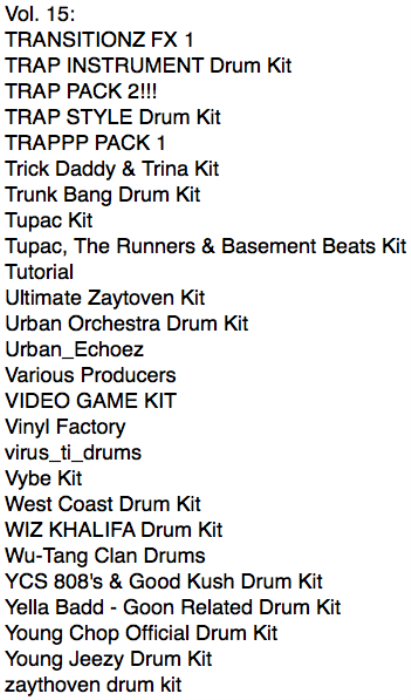 First Additional product image for - Ultimate Drum Kits vol. 15