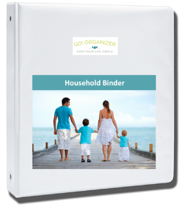 Household Binder | Documents and Forms | Other Forms