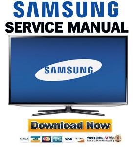samsung un60es6003 un60es6003f un60es6003fxza led tv service manual