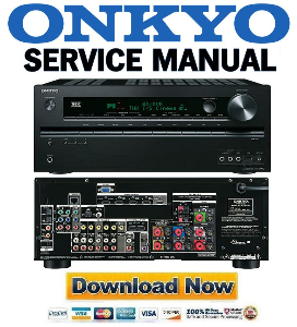 Onkyo HT-R990 Receiver Service Manual and Repair Guide | eBooks | Technical