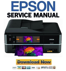 Epson Artisan 800 All in One printer Service Manual Repair Guide | eBooks | Technical
