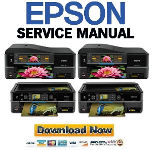 epson artisan 810 + 710 service manual & repair guide