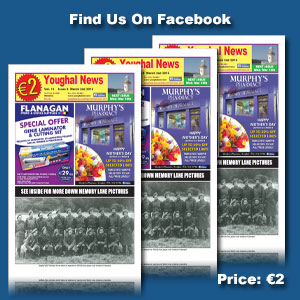 Youghal News March 2nd  2016 | eBooks | Magazines