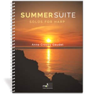 Summer Suite, harp solos | eBooks | Music