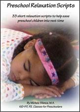 preschool relaxation scripts