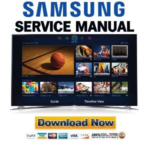 Samsung UN75F8000 UN75F8000AF UN75F8000AFXZA Service Manual | eBooks | Technical