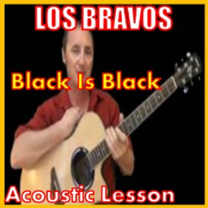 Learn to play Black Is Black by Los Bravos | Movies and Videos | Educational