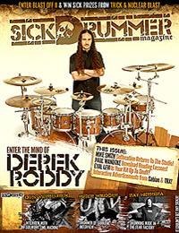 Sick Drummer Magazine Issue 5 | Music | Rock