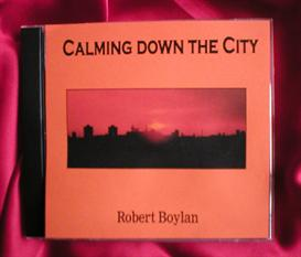calming down the city - meditations for the busy person