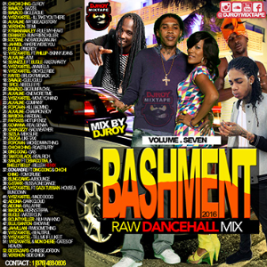 Dj Roy Bashment Raw Dancehall Mix Vol.7 | Music | Reggae