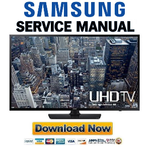 samsung un65ju6400 un65ju6400f un65ju6400fxza service manual and repair guide