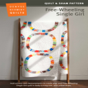 Free-Wheeling Single Girl PDF | Crafting | Sewing | Other