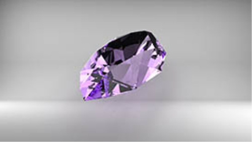 First Additional product image for - Amethyst in Marquis cut