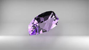 Amethyst in Marquis cut | Other Files | Everything Else