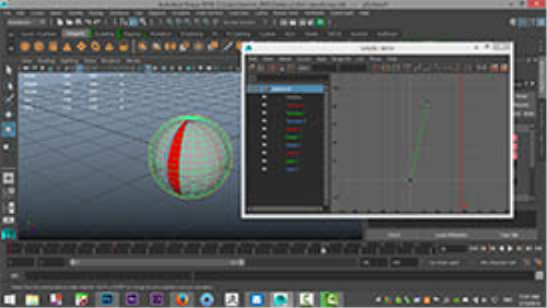 First Additional product image for - Looped Animation Sphere