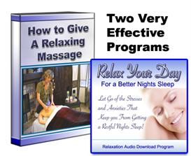 How To Give a Relaxing Massage Video Plus Relax Your Day Audio | Movies and Videos | Educational