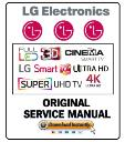 LG 60PB6650 UA Service Manual and Technicians Guide | eBooks | Technical
