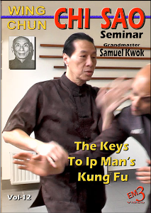 wing chun chi sao seminar by samuel kvok part-1 & 2