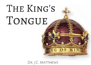 the king's tongue series