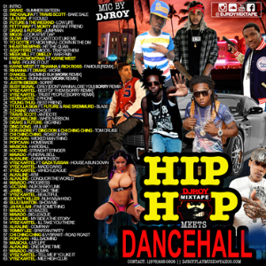 Dj Roy Hip Hop Meets Dancehall Mix Vol.3 | Music | Rap and Hip-Hop