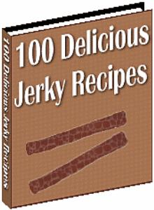 100 delicious jerky recipes!