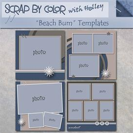 beach bum templates