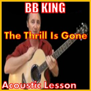 Learn to play The Thrill is Gone by BB King | Movies and Videos | Educational