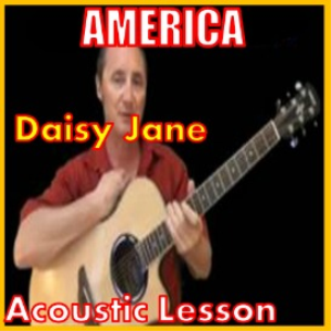 Learn to play Daisy Jane by America | Movies and Videos | Educational