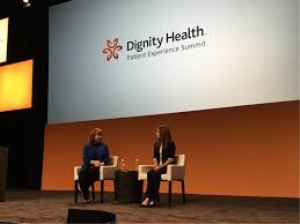 ldr-620 week 2 dq 2- dignity health: a socially conscious organization  powerpoint presentation