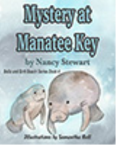 Mystery at Manatee Key | Crafting | Cross-Stitch | Animals