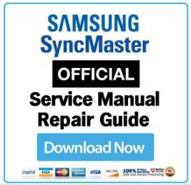 Samsung SyncMaster S22B300H S23B300H S24B300HL S24B300H Service Manual | eBooks | Technical